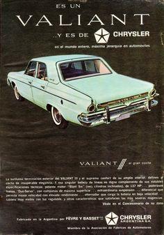 https://flic.kr/p/Hhzwrr | 1965 Valiant III Ad (Argentina) | It's a…