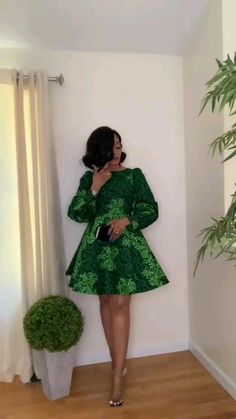 Short African Dresses, Latest African Fashion Dresses, African Print Dresses, African Print Fashion, Ankara Dress Styles, Ankara Fashion, Africa Fashion, African Fashion Traditional, African Attire