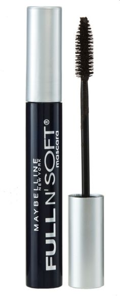 Maybelline Full & Soft Thick & Healthy Washable Mascara Very Black