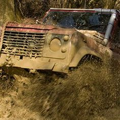 love that off roading