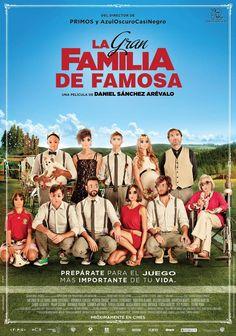 La Gran familia de Famosa.