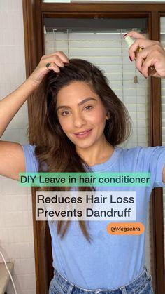 Homemade Hair Treatments, Diy Hair Treatment, Skin Care Remedies, Dry Hair Remedies, Healthy Hair Remedies, Natural Hair Growth Remedies, Hair Tips Video, Hair Growing Tips, Hair Care Recipes