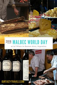 Malbec World Day in Buenos Aires - Ourtastytravels.com