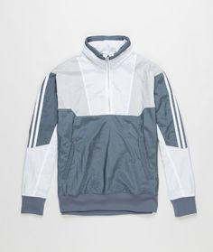 Half zip Track top inspired by vintage adidas football kit, Спортивная  Одежда, Норвежские Проекты 48bb4477e8f