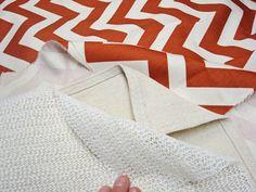 Diy drop cloth rug for http://i-cdn.apartmenttherapy.com/uimages/sf/070710chevronrug2.jpg