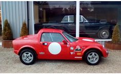 Radius Arm, Roll Cage, Bucket Seats, Front Brakes, Kit Cars, Rally Car, Classic Mini, Car Ins, Engineering