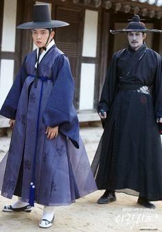 Korean Traditional Dress, Traditional Dresses, Anniversary Banner, Arang And The Magistrate, Chongqing, Wuhan, Paros, Geisha, Samurai