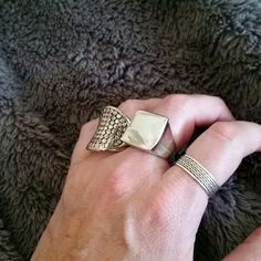 Selling this Sterling silver ring in my Poshmark closet! My username is: honeybear6703. #shopmycloset #poshmark #fashion #shopping #style #forsale #Jewelry