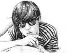 TABLO - singer - rapper - Korean - Tablo_for_Nyokomana_by_Hales_the_Hairball