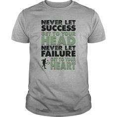 Never let success get your head  Tennis  0516, Order HERE ==> https://www.sunfrog.com/LifeStyle/Never-let-success-get-your-head--Tennis--0516-Sports-Grey-Guys.html?53624 #xmasgifts #christmasgifts #birthdayparty #birthdaygifts