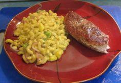 Pork Chop and Pasta Casserole
