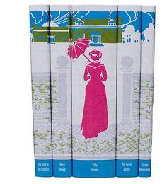 S/5 Girls Enchanted Book Set | Shelf Candy | One Kings Lane