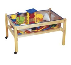 Childcraft Sand and Water Table Package