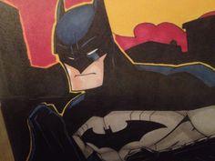 The magnificent Batman