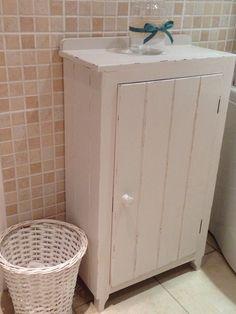 Bathroom Cabinet | Shabby Chic | Vintage Home
