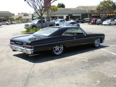 '66 Impala SS - still a great grocery getter!