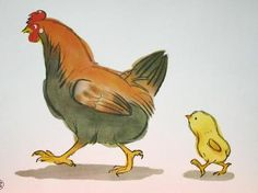 Thema pasen - kip en ei