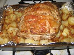 """I spent 3 hours in the kitchen making this delicious Pork Sirloin Roast . Where is this """"sirloin"""" cut in the pig, you ask? The sirloin come. Pork Sirloin Roast, Sirloin Tips, Roast Recipes, Cooking Recipes, Healthy Recipes, Zucchini Bread Recipes, Food Network Recipes, Dinner Ideas, Lunch Ideas"""