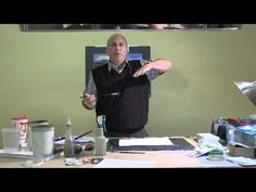 ▶ Tom Lynch at Art Creations: Tips & Techniques Part Four - YouTube