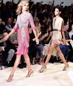 Diane von Furstenberg New York Fashion Week