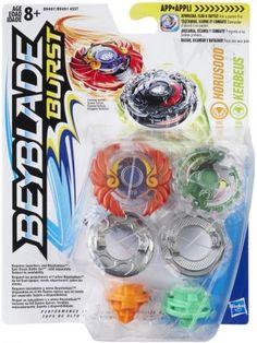Beyblade 2 Pack Horusood   Kerbeus 63fd41c81ff85