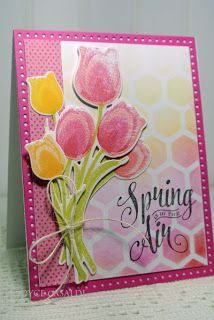 Paper, Scissors, Sew!: Papertrey Ink Make it Monday 241