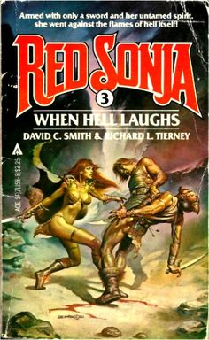 Red Sonja, Book 3: When Hell Laughs