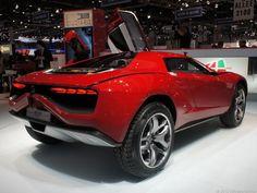 ItalDesign Giugiaro Parcour concept - CNET Reviews via @CNET