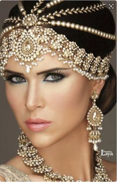 Inspiration Hair Accessories for Indian Weddings wedding jewelry 57 Classy Hair Accessories for Indian Weddings Indian Jewelry Sets, Indian Wedding Jewelry, India Jewelry, Indian Bridal, Bridal Jewelry, Indian Weddings, Bride Indian, Pakistani Bridal, Classy Hair
