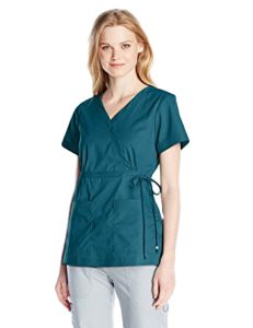 Frank Female Nurse Clothing Doll Collar Summer Dress Thin Section Slim Slimming Pharmacy Laboratory Clothes Overalls Shirt Novelty & Special Use
