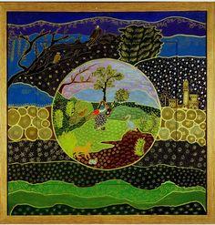 Sara Raz Naive Art, Galleries, Israel, Folk, Arts And Crafts, Paintings, Artists, Photos, Collection