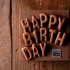 Happy Birthday Chocolate Lovers