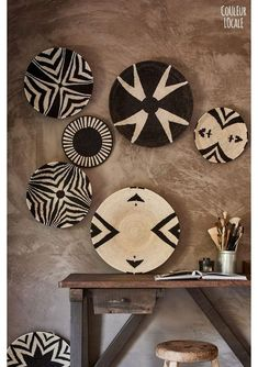 Meet Ruth Walleyn, founder of Couleur Locale - Nordic Design She has one of those inspiring life stories and a fabulous company! Handmade Home Decor, Diy Home Decor, Ethnic Decor, African Home Decor, African Design, African Style, African Interior Design, African Fashion, Nordic Design
