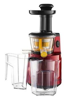Buy this Gourmia GSJ200 Masticating Slow Juicer with deep discounted price online today.