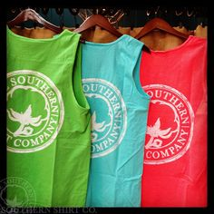 Southern Shirt Co. Retailer: Cotton Creek Clothing in Troy, AL