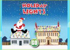 abcya Holiday, juegos de Festividades. 4 juegos navideños.