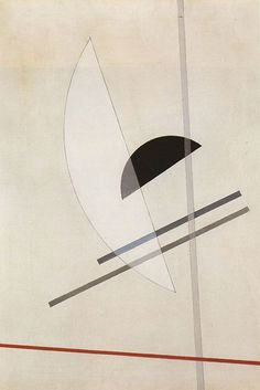 László Moholy-Nagy Composition, 1922-1923 (oil on canvas)