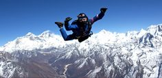 Everest Skydive | An elite adventure at the top of the world