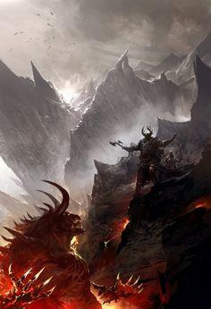 Morgoth & Balrog
