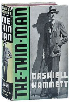 """captainahabsrarebooks: """"As a thin man myself, I'm rather fond of this new arrival: First Edition of THE THIN MAN by Dashiell Hammett. In an unrestored green variant dust jacket without Book of. Pulp Fiction Comics, Pulp Fiction Book, Mystery Genre, Mystery Stories, World Of Books, My Books, Thin Man Movies, Dashiell Hammett, Book Cover Art"""