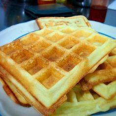 Waffles receta fácil y rápida | JesusRosas