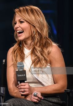 Candace Cameron Bure attends the AOL Build Speakers Series to discuss '... Show more