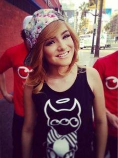 Chachi's smile :)