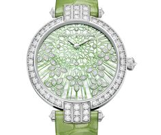 Luxury fine jeweller Harry Winston has unveiled a limited-edition timepiece as part of Harrods' fine watch campaign Re-Editions. May 2017-