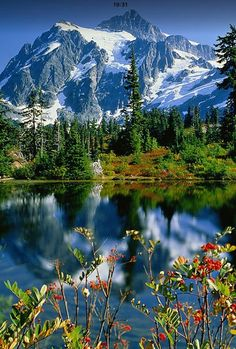 North Cascades National Parks - Washington