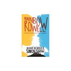 Morir� Besando a Simon Snow / Carry on - by Rainbow Rowell (Paperback) Best Books List, Book Lists, Got Books, Books To Read, Simon Snow, Carry On Book, Fantasy Magic, Fantasy Books, Eleanor And Park