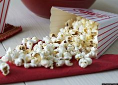 Flavored Popcorn Recipes: Sweet, Spicy And Savory