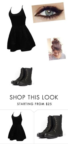 """""""Untitled #305"""" by mule2012 ❤ liked on Polyvore featuring WithChic"""