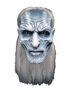 Masque Marcheur Blan