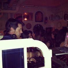 Viktor Ollé @ Boca Grande 'Bains Douches' (19.05.2012)